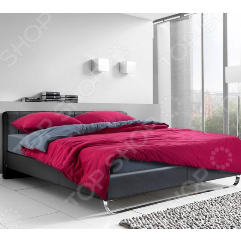 Комплект постельного белья ТексДизайн «Зимняя вишня»