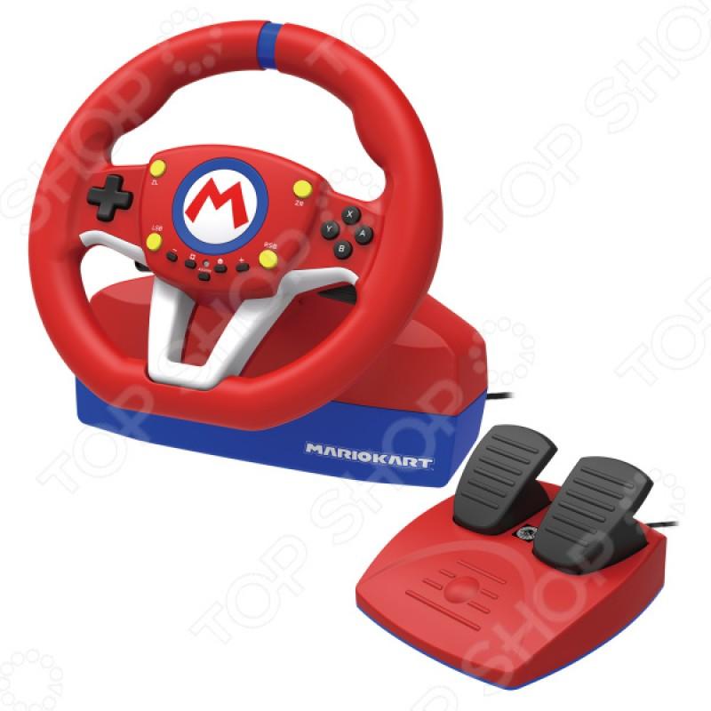 Руль HORI Mario Kart racing wheel pro для Nintendo Switch