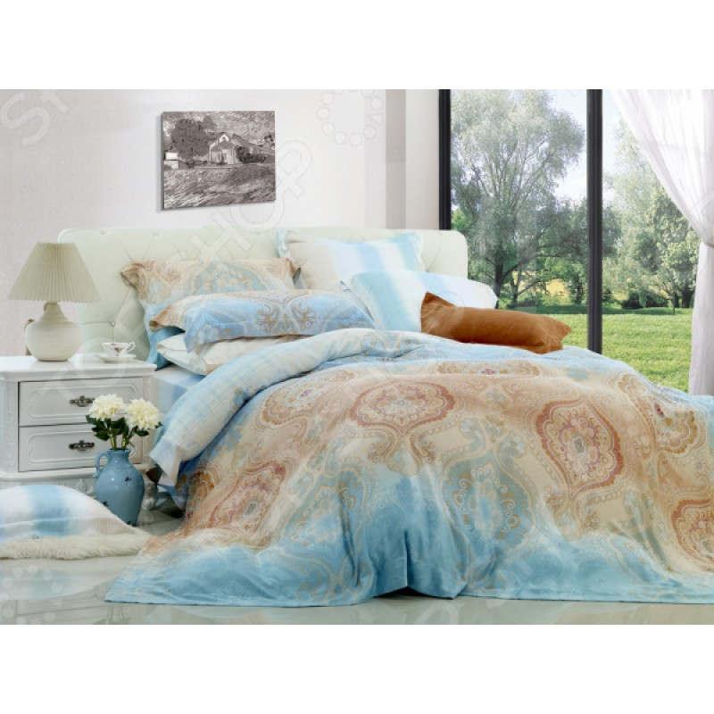 Комплект постельного белья La Vanille 577. 1,5-спальный