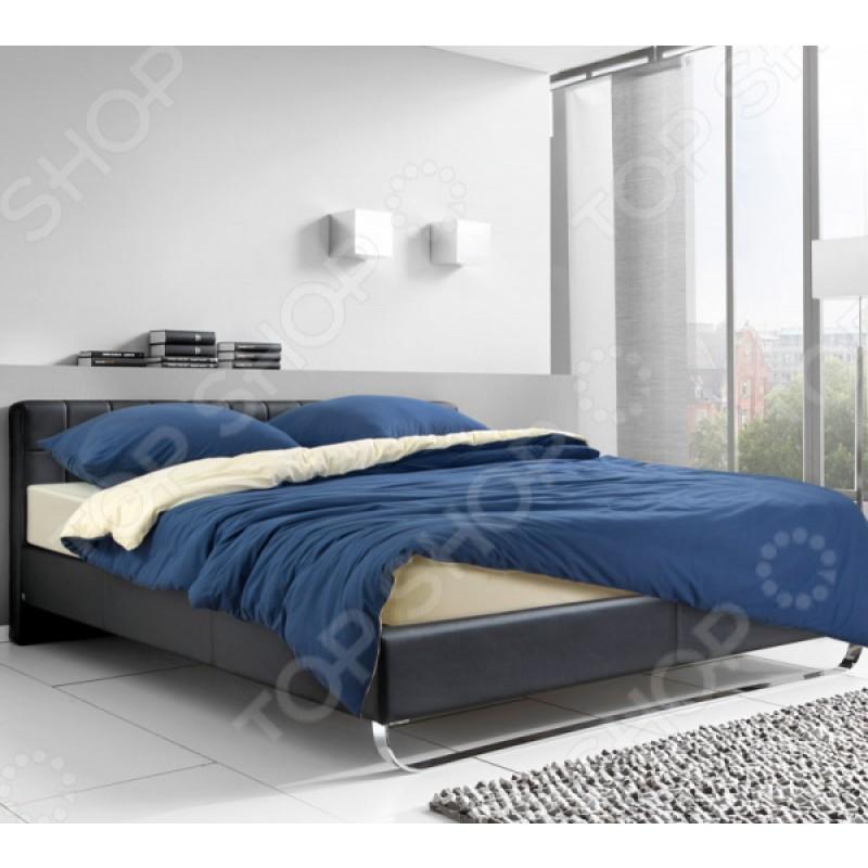 Комплект постельного белья ТексДизайн «Греческий остров». 1,5-спальный