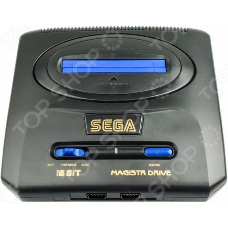 Приставка игровая Sega Magistr Drive 2