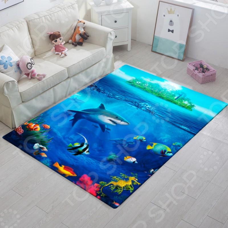 Ковер ТамиТекс «Подводный мир»