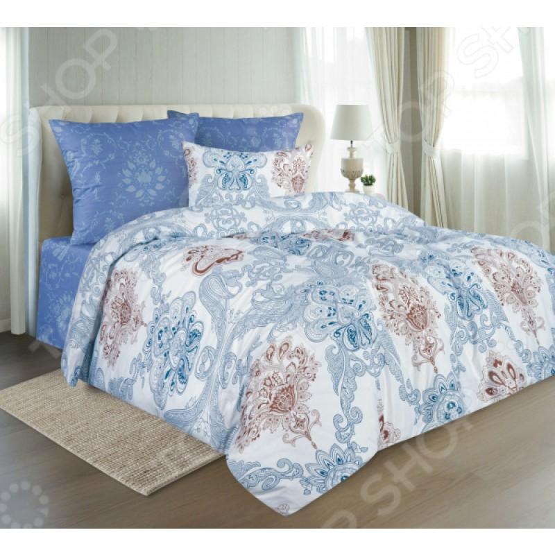 Комплект постельного белья Guten Morgen «Морозный узор»
