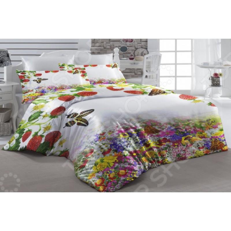 Комплект постельного белья ТамиТекс «Ягоды»