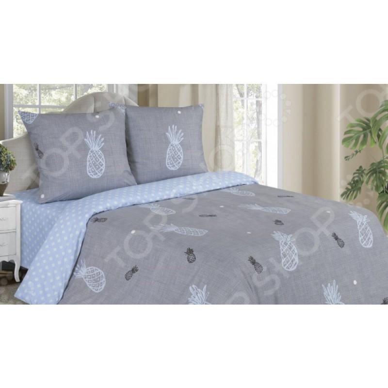 Комплект постельного белья Ecotex «Поэтика. Коста-Рика»