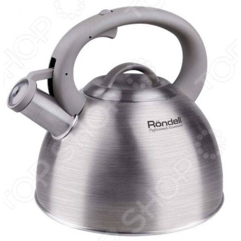 Чайник со свистком Rondell RDS-434