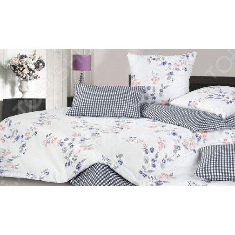 Комплект постельного белья Ecotex «Эмилия»