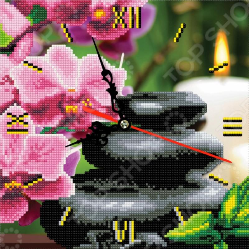 Часы из алмазной мозаики Color Kit «Фен-шуй Благополучие»