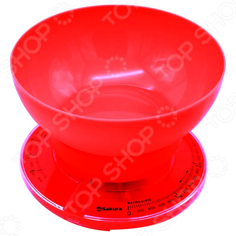 Весы кухонные SA-6008