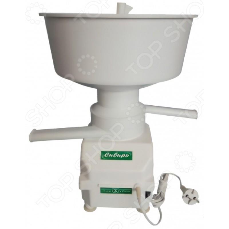 Сепаратор молока «Сибирь»