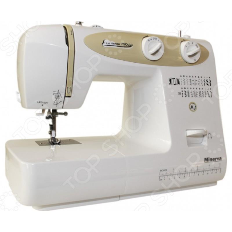 Швейная машина Minerva M-750LV