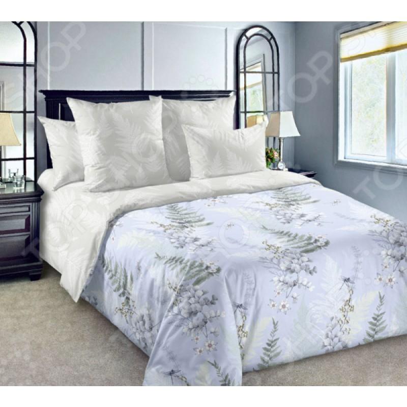 Комплект постельного белья ТексДизайн «Хрупкая красота»