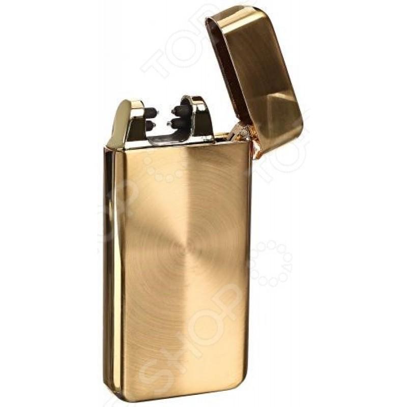 USB-зажигалка электроимпульсная Lighter Classic Fashionable. В ассортименте