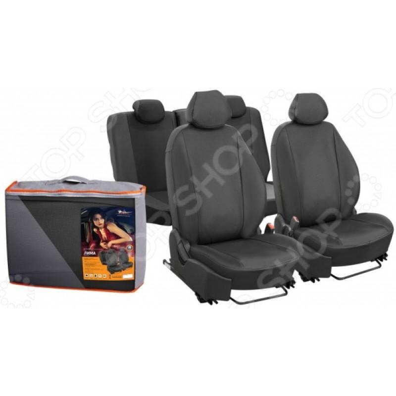 Набор чехлов для сидений Airline ВАЗ 2115,-08,-09,-099, -13,-14, Нива 2131