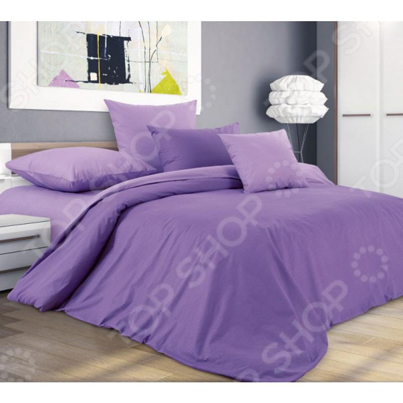 Комплект постельного белья Королевское Искушение «Ежевичный смузи»
