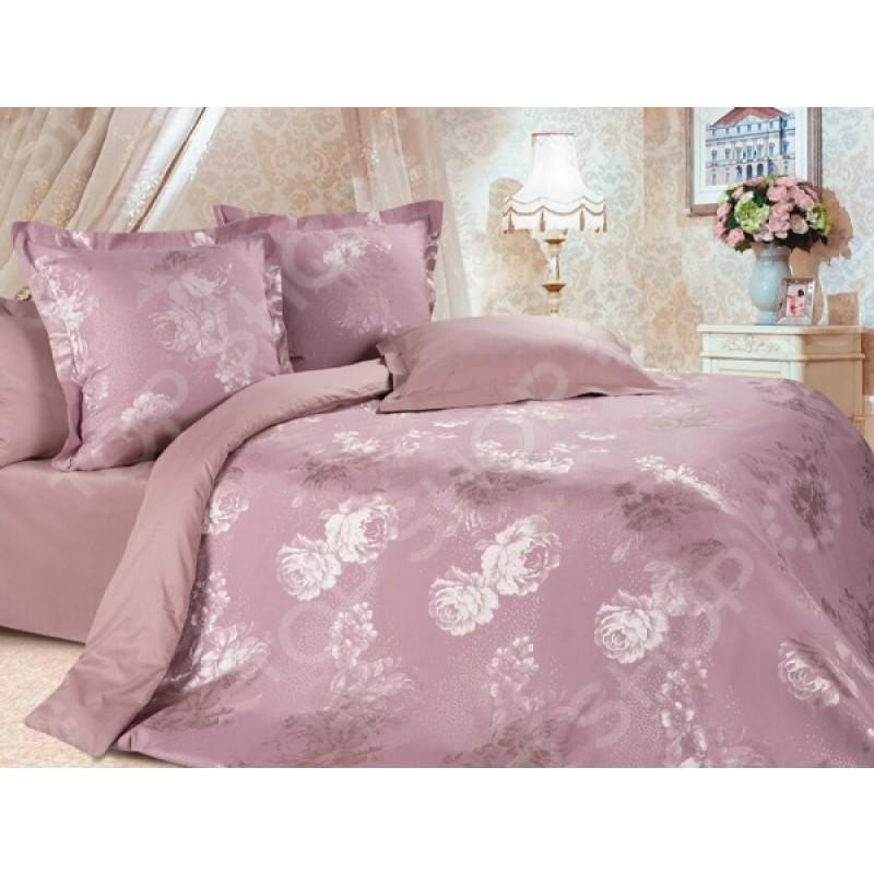 Комплект постельного белья Ecotex «Эстетика. Лючия». Евро
