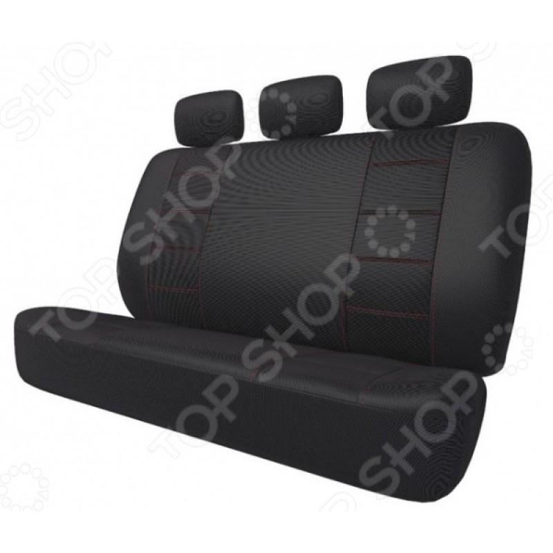 Набор чехлов для задних сидений Airline Renault Duster (15-16), «Лима» ACCS-L-49
