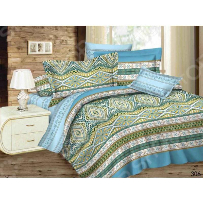 Комплект постельного белья La Noche Del Amor 306. 1,5-спальный