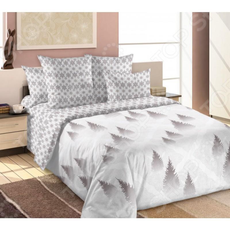 Комплект постельного белья ТексДизайн «Зимний сон»