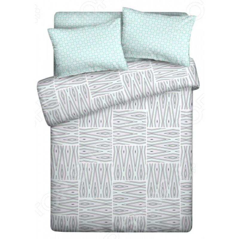 Комплект постельного белья Guten Morgen «Эдельвейс» 804