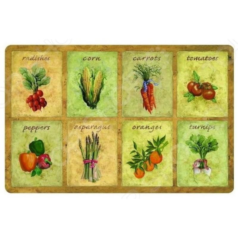 Коврик Apache Veggie Panels