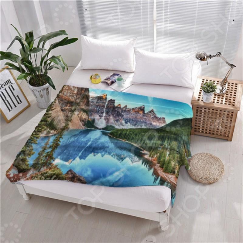 Плед флисовый ТамиТекс «Тихая гавань»