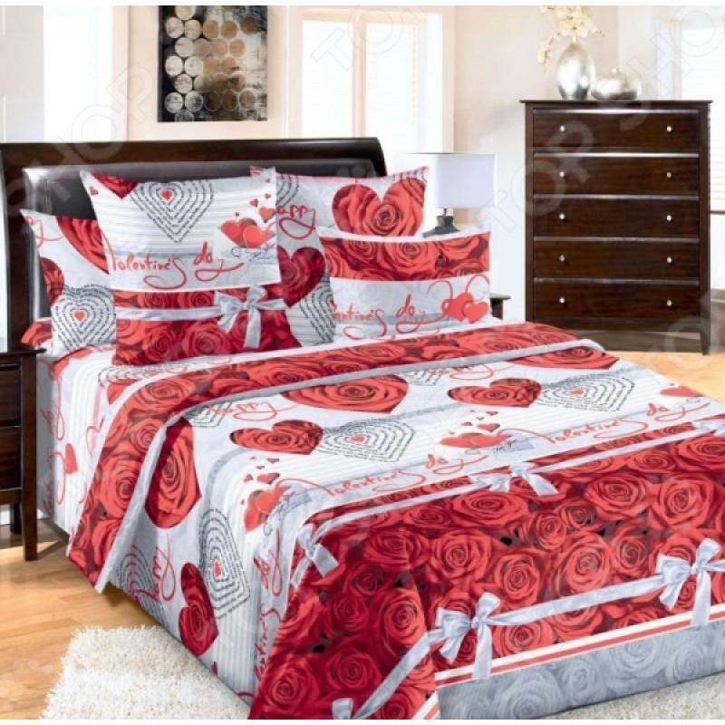 Комплект постельного белья Королевское Искушение «Комплимент»