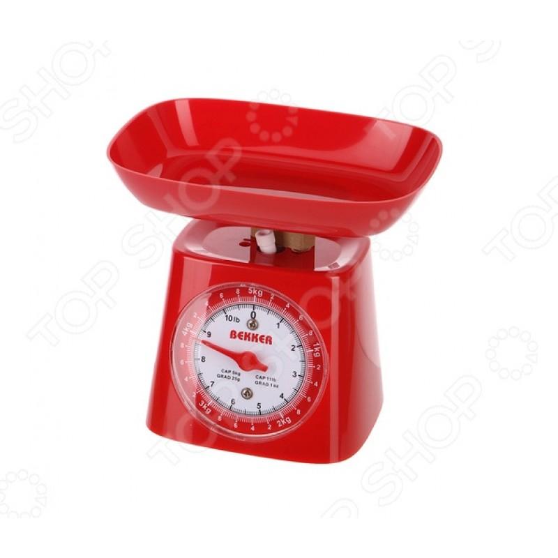 Весы кухонные Bekker BK-9108. В ассортименте