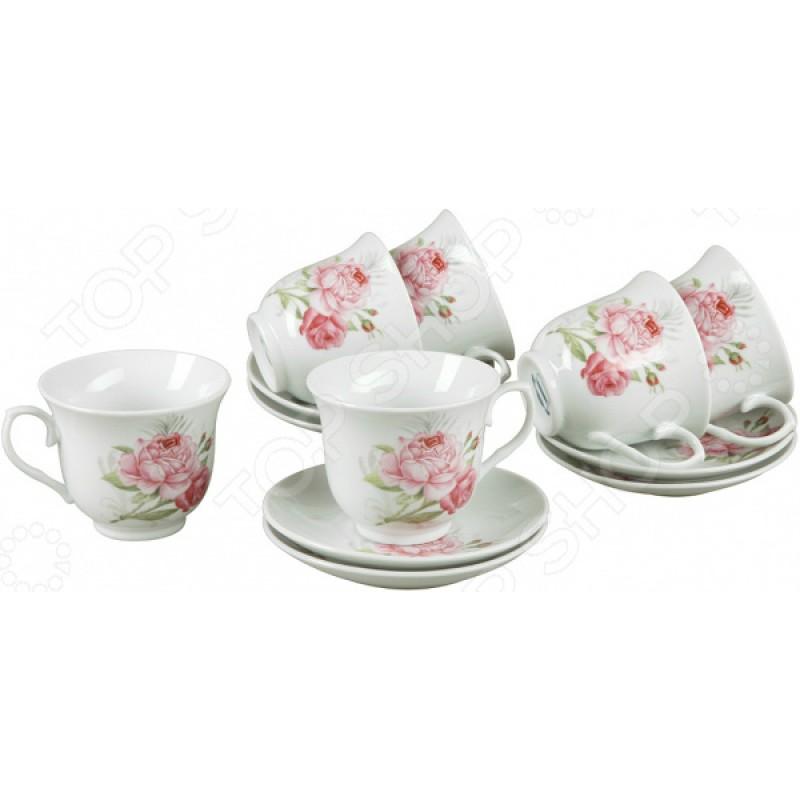 Чайный набор Rosenberg RPO-115008-12